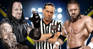 WM28 Pros Pick: Taker/HHH