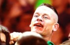 Cena/Brock Brawl on RAW