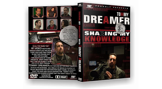 Tommy Dreamer DVD