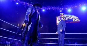 Undertaker in WWE Mag