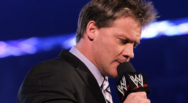 WWE Suspends Chris Jericho!