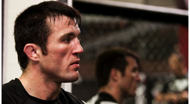 Steve Austin working with Chael Sonnen!