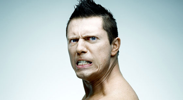 The Miz's Mighty Motor Mouth! By:Jason the Ace