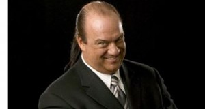 CM Punk Tweets pic of Paul Heyman!