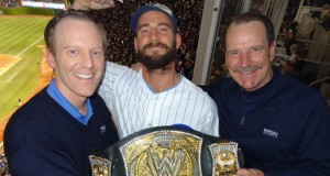 WATCH: CM Punk Sings!