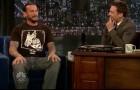 WATCH: CM Punk on Jimmy Fallon