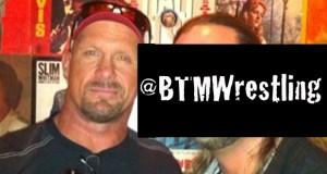Steve Austin Seen With TNA Impact Star..