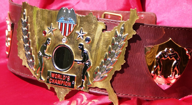 Original WWWF Title Found…In Attic!