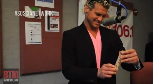 Christmas w/ WWE's Dolf Ziggler!